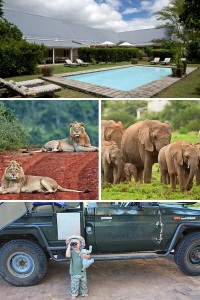 i-escape: Riverbend Lodge, South Africa