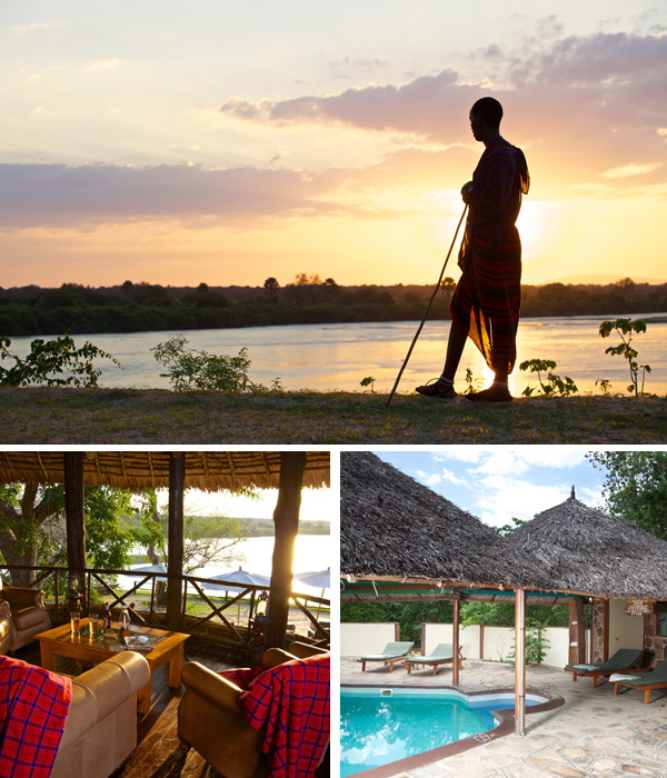 i-escape: Rufiji River Camp, Tanzania