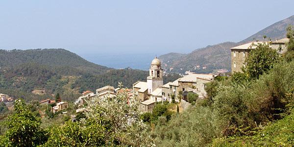 Liguria vista