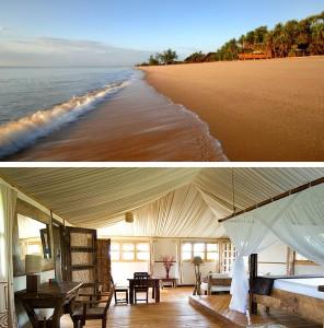 Saadani Safari Lodge, Tanzania