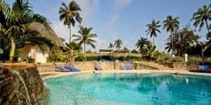 Teen adventures in Zanzibar