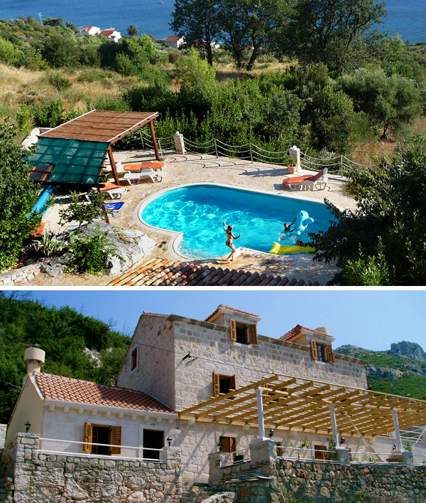 i-escape: Villa Viganj, Croatia