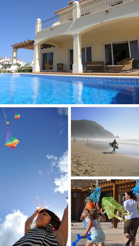 i-escape: Villas Martinhal, Portugal