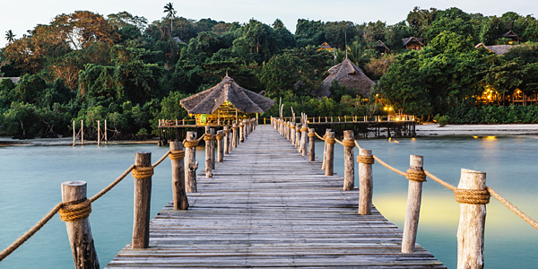 Fundu Lagoon, Pemba Island, Zanzibar