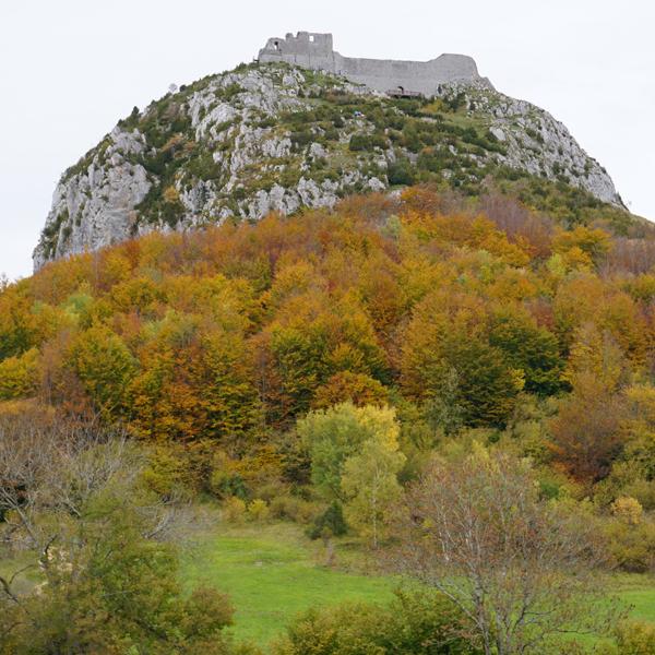 i-escape blog / Château de Montségur