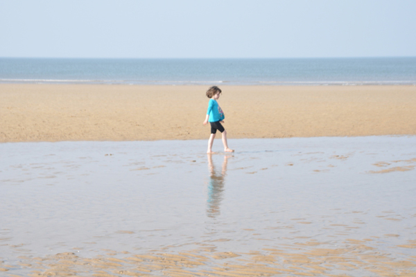 i-escape: Holkham Beach