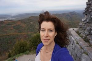 i-escape blog / Nadine at Château de Montségur