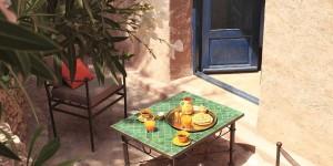 i-escape: Le Jardin des Douars, Essaouira