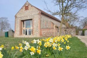 i-escape: Barsham Barns, North Norfolk