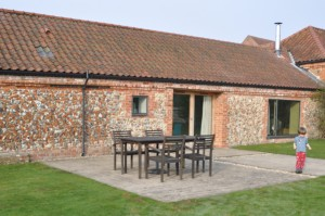 i-escape: Barsham Barns, North Norfolk