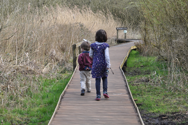 i-escape: RSPB Titchwell Marsh