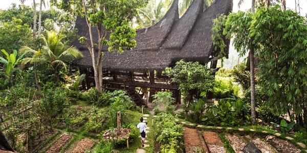 Bambu Indah garden