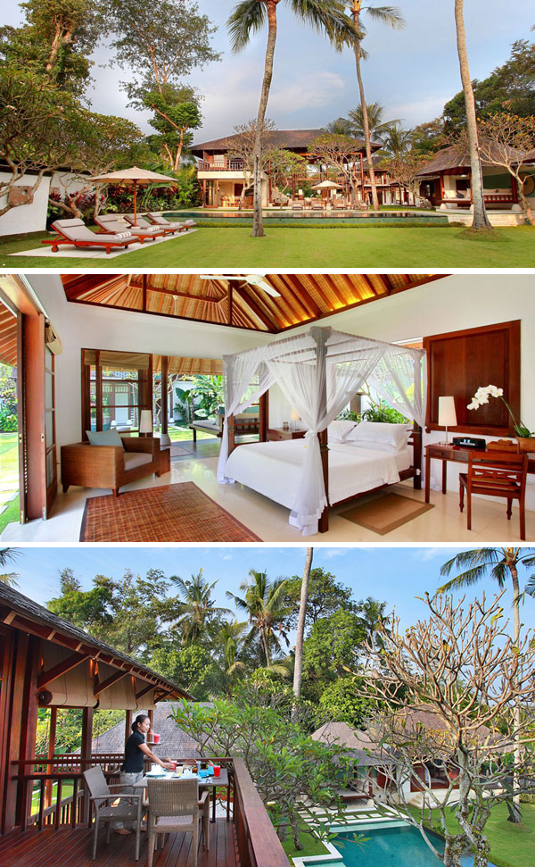 i-escape: Bali Luxury Private Villa, Bali
