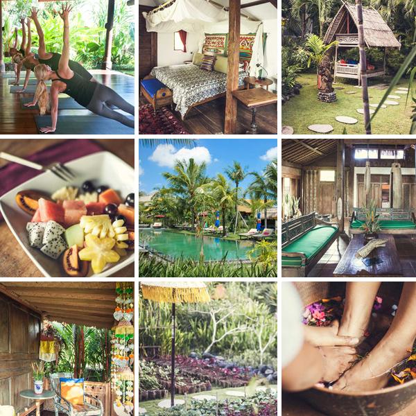 i-escape: Desa Seni, Bali