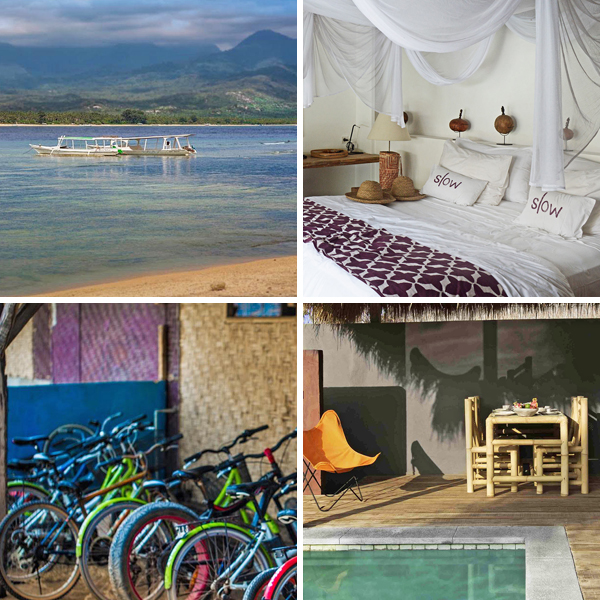 i-escape: Slow Gili Air, Bali