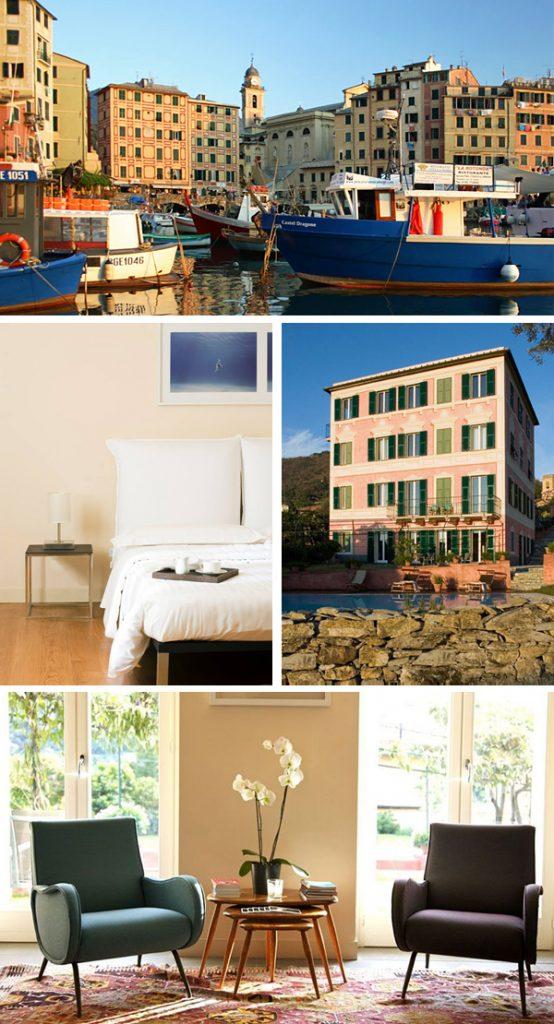 i-escape: Villa Rosemarino, Liguria, Italy