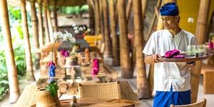 Bambu Indah restaurant