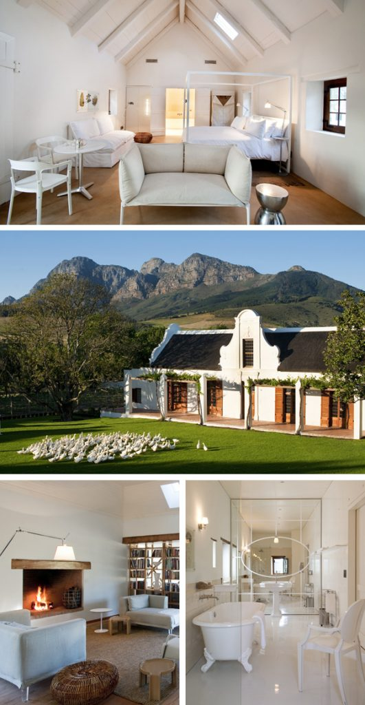 i-escape: Babylonstoren, Cape Winelands, South Africa