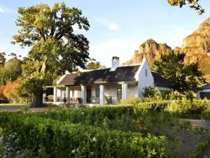 i-escape blog / Boschendal Farm Cottages