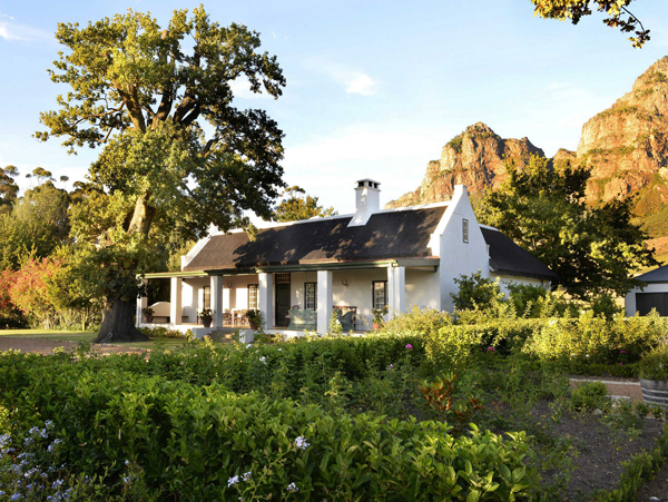 i-escape blog / Boschendal Farm Cottages
