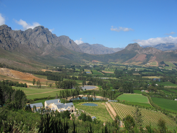 i-escape blog / Franschhoek