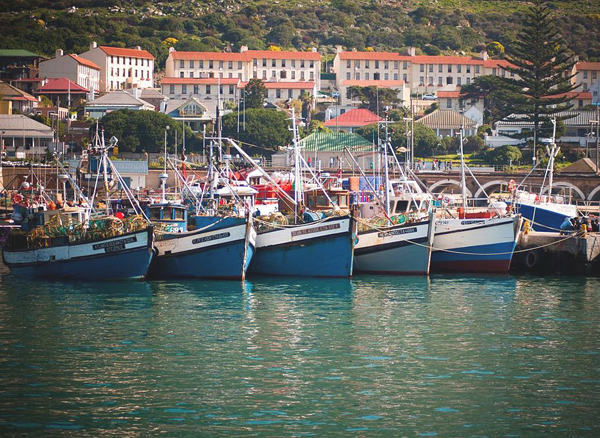 i-escape blog / Kalk Bay