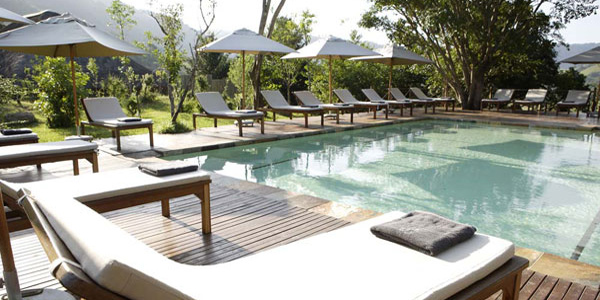 i-escape: Karkloof Safari Spa, South Africa