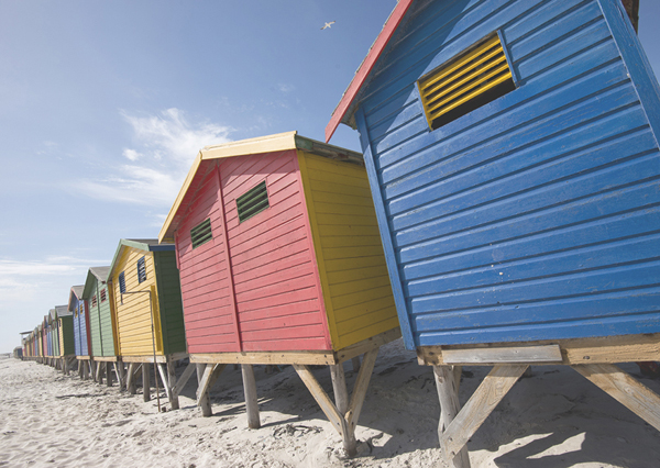 i-escape blog / Muizenberg Beach