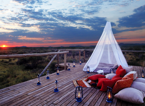 i-escape: Sanctuary Makanyane Safari Lodge, South Africa,