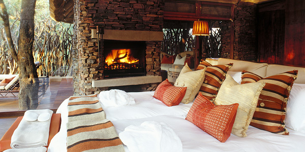 i-escape: Sanctuary Makanyane Safari Lodge, South Africa
