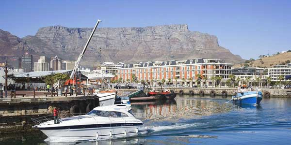 i-escape blog / Table Mountain ©South African Tourism