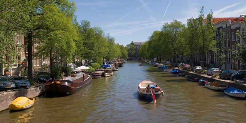 i-escape blog / Amsterdam canals