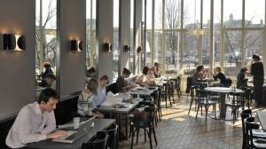 i-escape blog / Cafe de Jaren