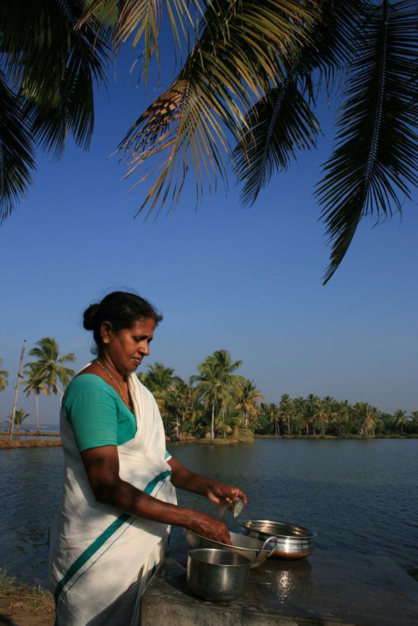 i-escape blog / Gramam Homestay Kerala