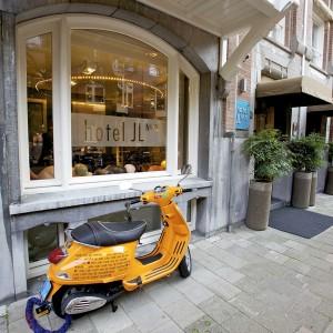 i-escape blog / Hotel JL No76 Amsterdam