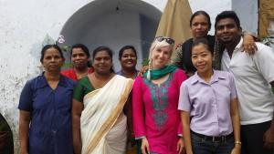 i-escape blog / Emylou in Kerala