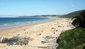 i-escape blog / Putsborough beach