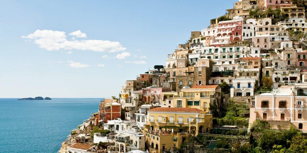 i-escape / Positano Italy