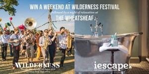 i-escape blog / Wilderness Competition