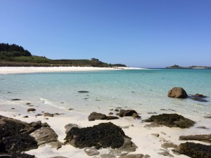 i-escape blog / Tresco's beaches