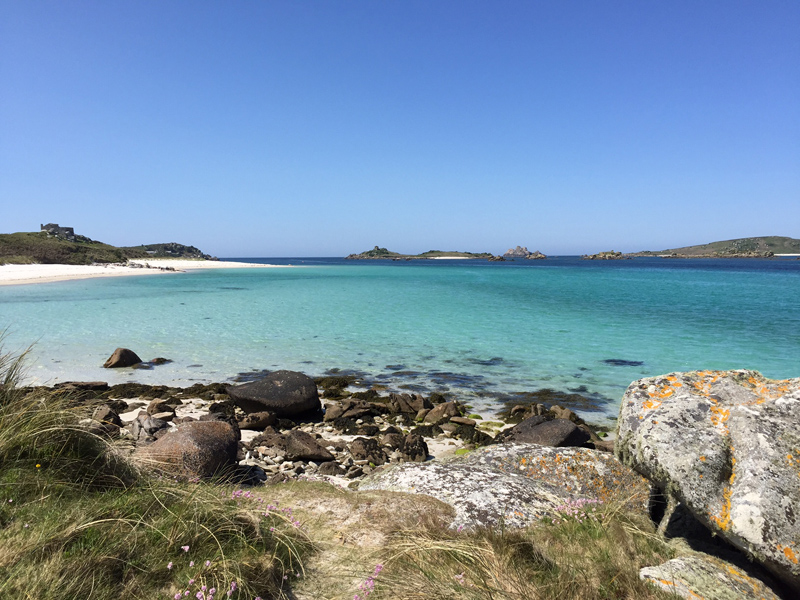 i-escape blog / i-escape's year in travel / Scilly Isles