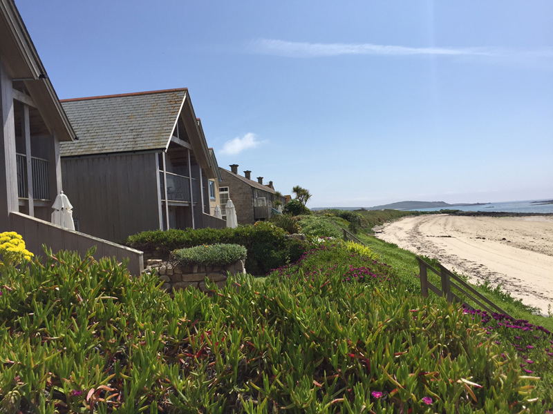 i-escape blog / A family holiday on the Isles of Scilly / The stylish Flying Boat Cottages
