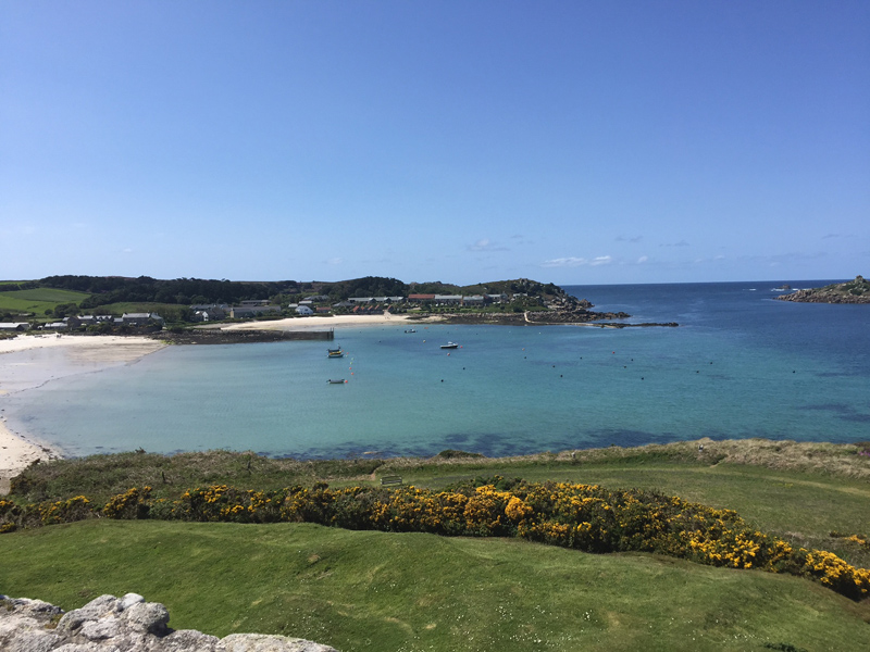 i-escape blog / A family holiday on the Isles of Scilly / Sea Garden Cottages
