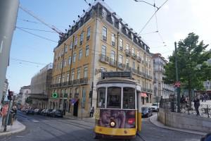 i-escape blog / Lisbon tram