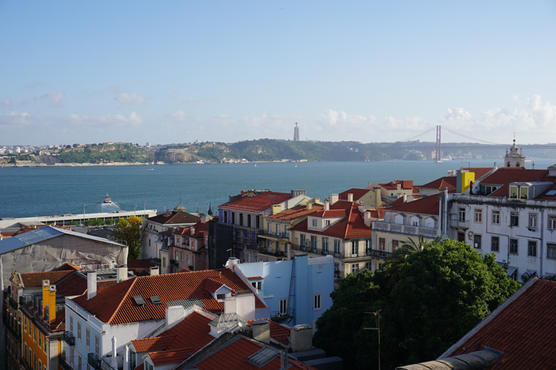 i-escape blog / View from Bairro Alto Hotel
