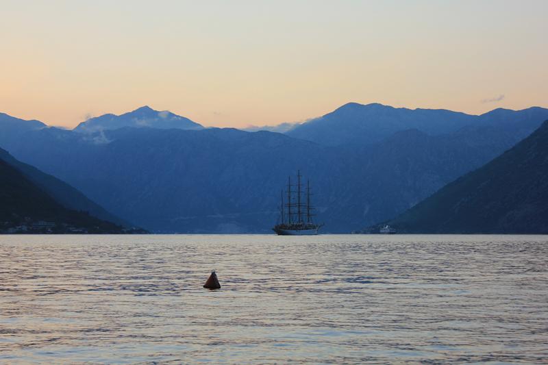 i-escape / Bay of Kotor, Montenegro