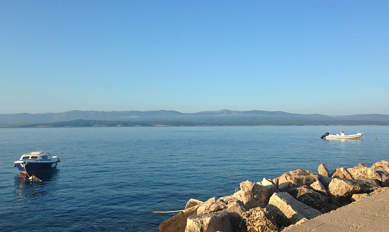 i-escape blog / Brac Island Croatia