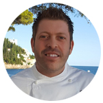 i-escape blog / Chef Giuseppe Somma of Villa Dubrovnik