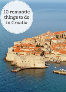 The i-escape blog / 10 romantic things to do in Croatia