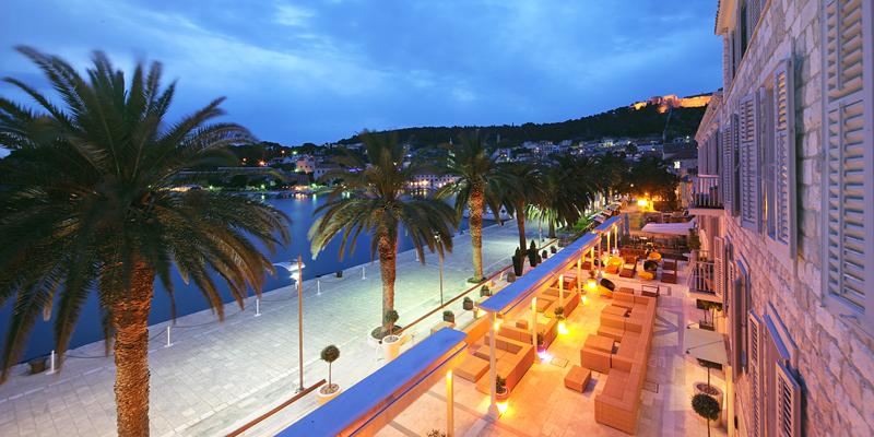 i-escape blog / Riva Yacht Harbour Hotel Hvar